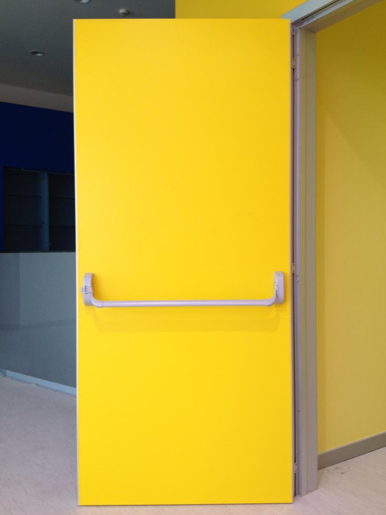 Porte per ospedali e porte ospedaliere ottaviani - Porte per bagni pubblici ...