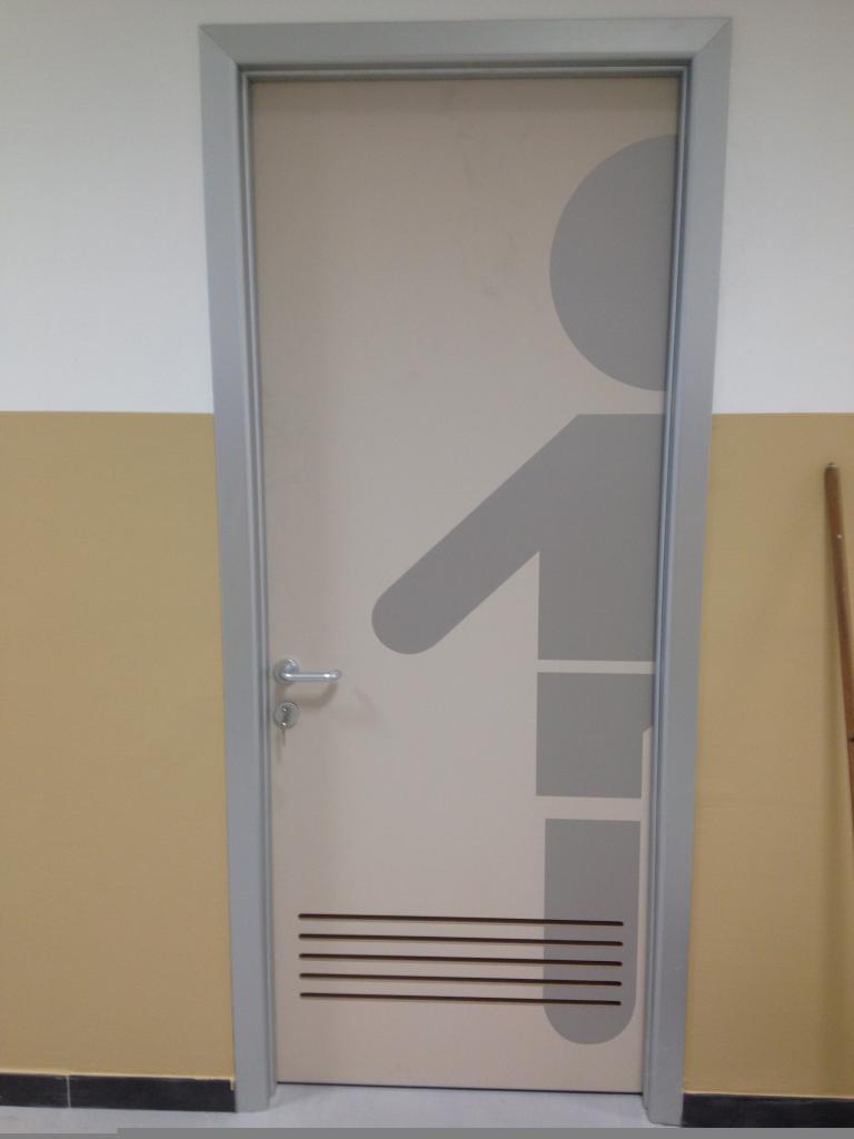 Porte per ospedali e porte ospedaliere ottaviani - Porte per bagni ...